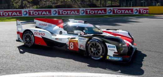 Alonso Toyota 8