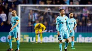 El Barça también sabe perder