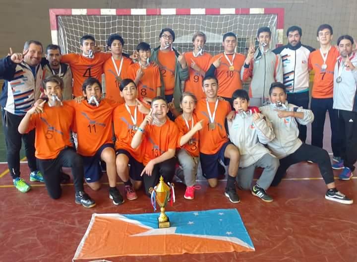 Ascenso y campeonato