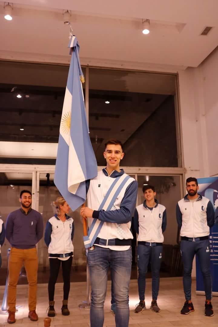 Juegos Universitarios Paramericanos con presencia fueguina