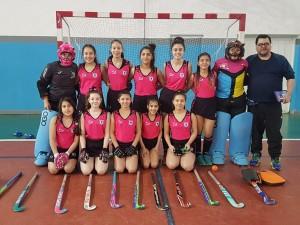 panteras hockey sub 14 damas