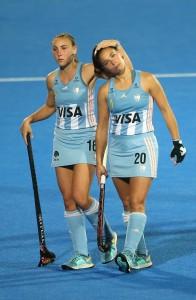 Australia v Argentina - FIH Womens Hockey World Cup Quarter Final