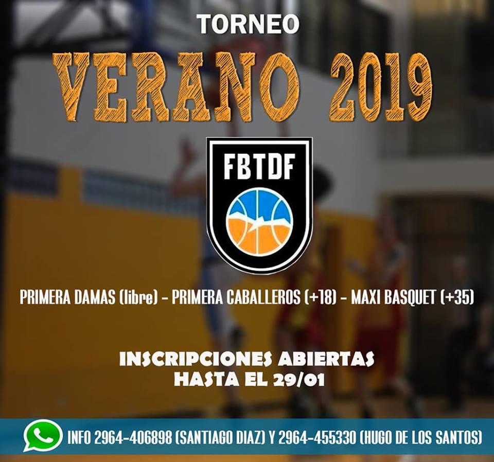 Torneo de Verano en Río Grande
