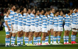 Rugby Union - Championship - New Zealand All Blacks vs Argentina Pumas