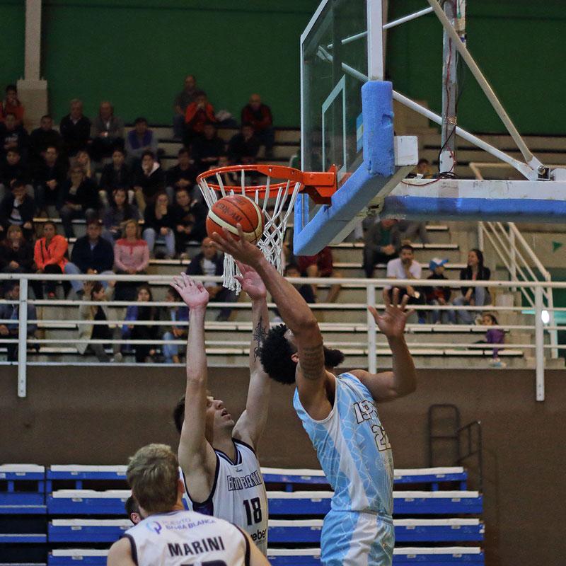 Victoria de Bahia Basket en el Sur