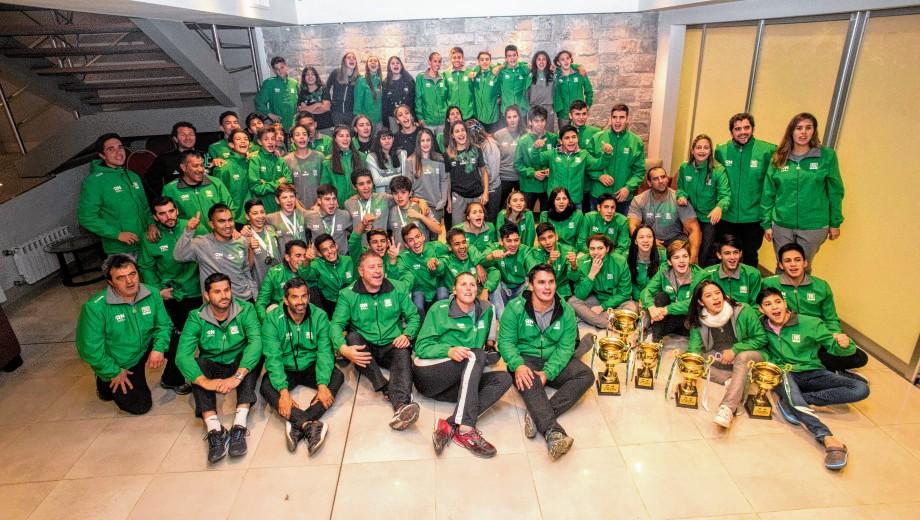 Río Negro campeón