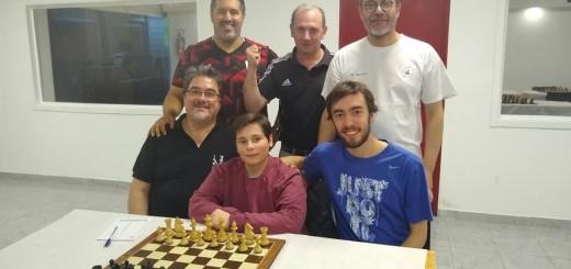 equipo Circulo Austral 2019