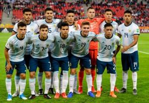 Argentina Sub-20~2