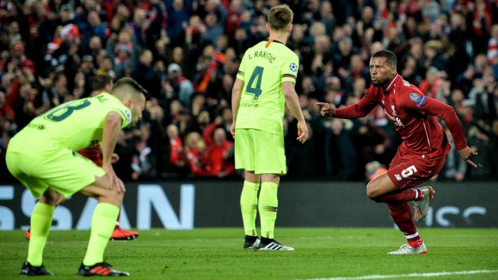 Liverpool lo hizo