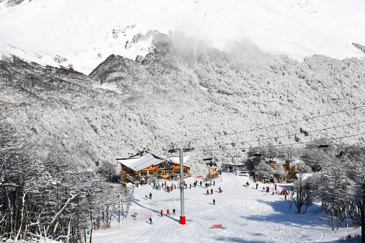 Cerro Castor celebra 20 años de la mejor nieve del país