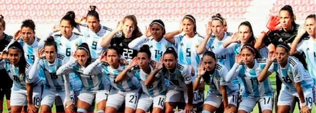«Lo de las chicas en el mundial fue una clara demostración de lo que pasa en todo el país» (Audio)