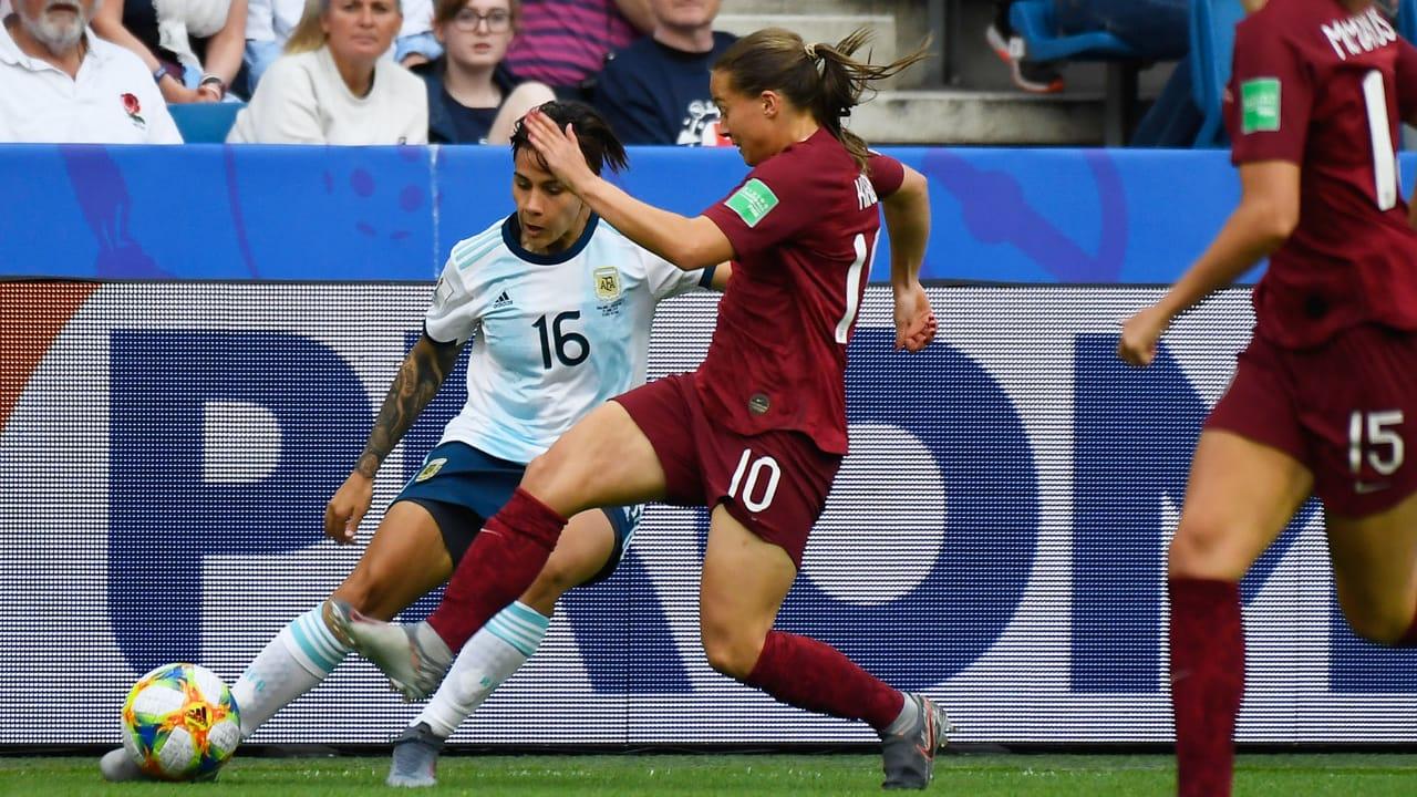Argentina no pudo con Inglaterra