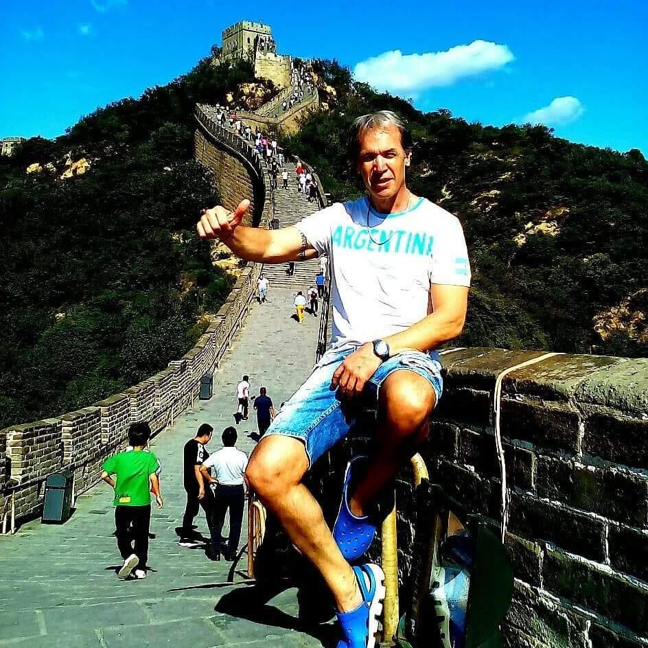 Un fueguino en China (Audio)