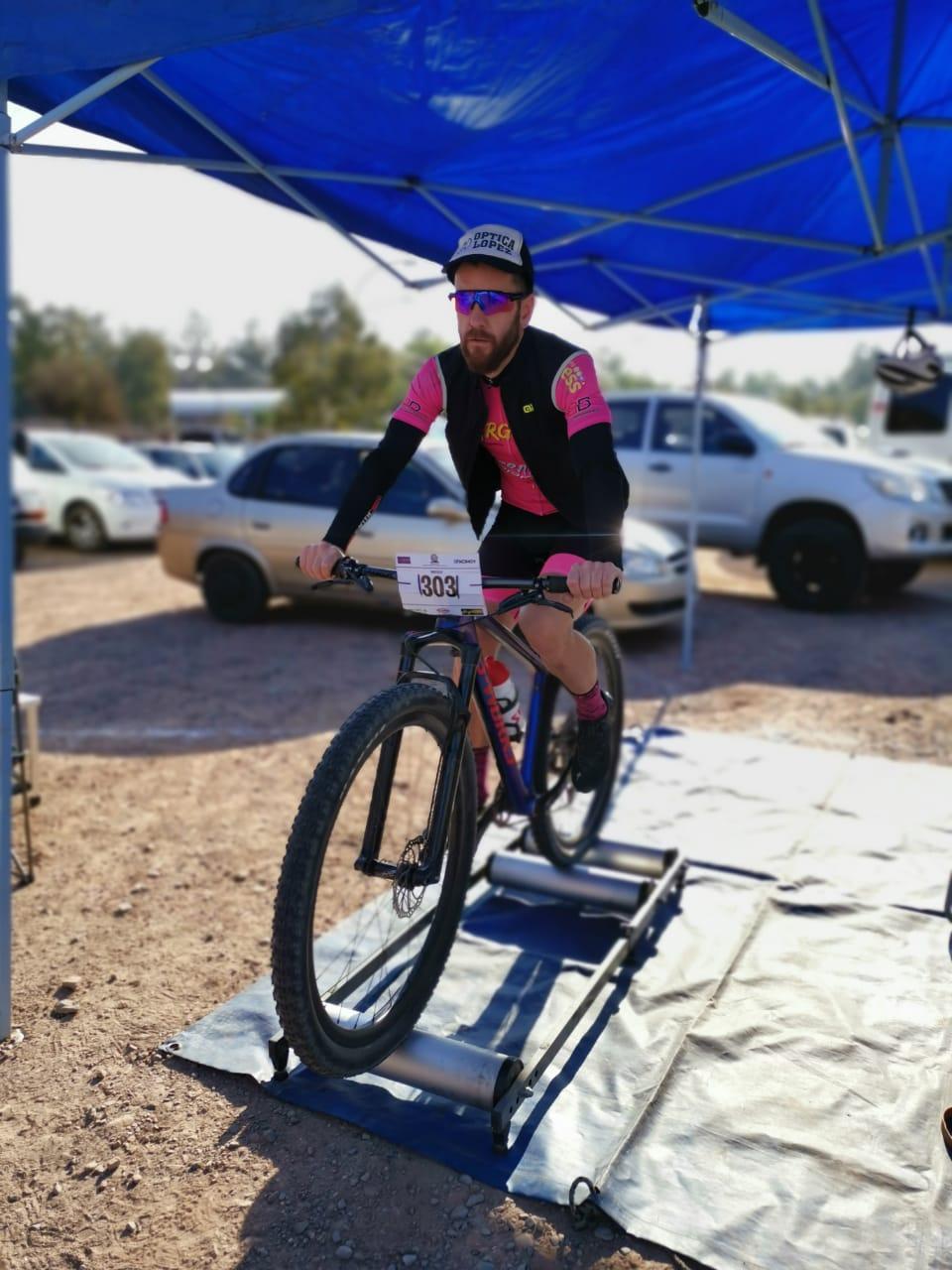 «La bicicleta para mí lo es todo, si este esfuerzo sirve para motivar bienvenido sea» (Audio)