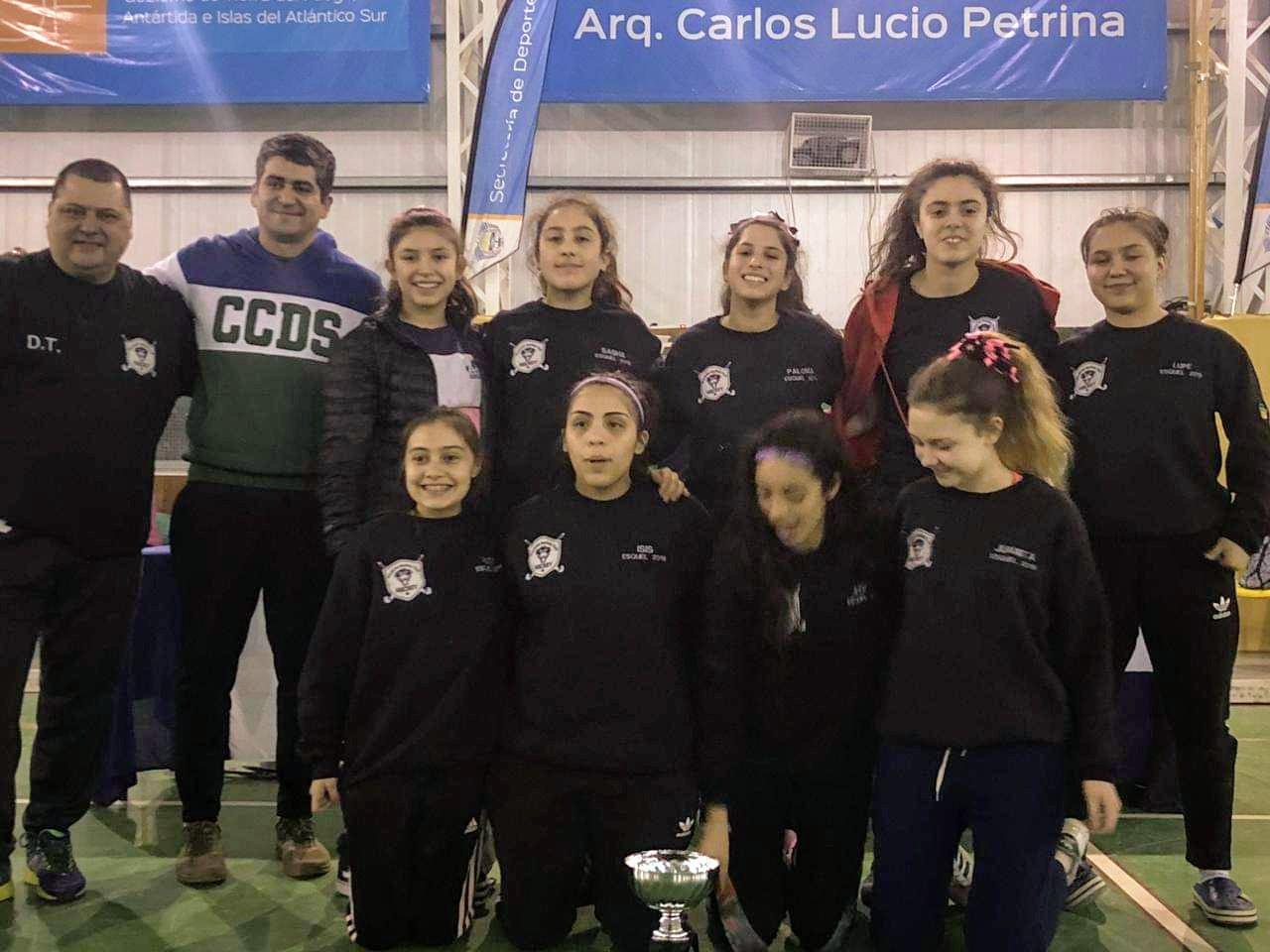 Panteras y Ñires campeonas sub 14/ sub16
