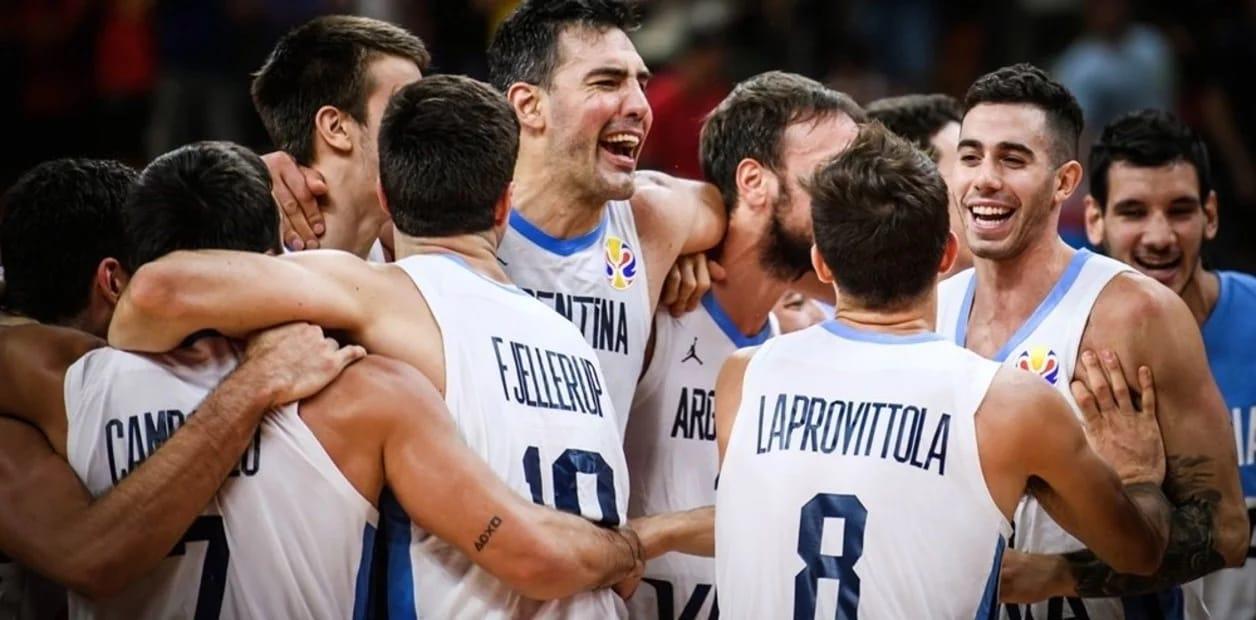 Argentina finalista del Mundial de Básquet