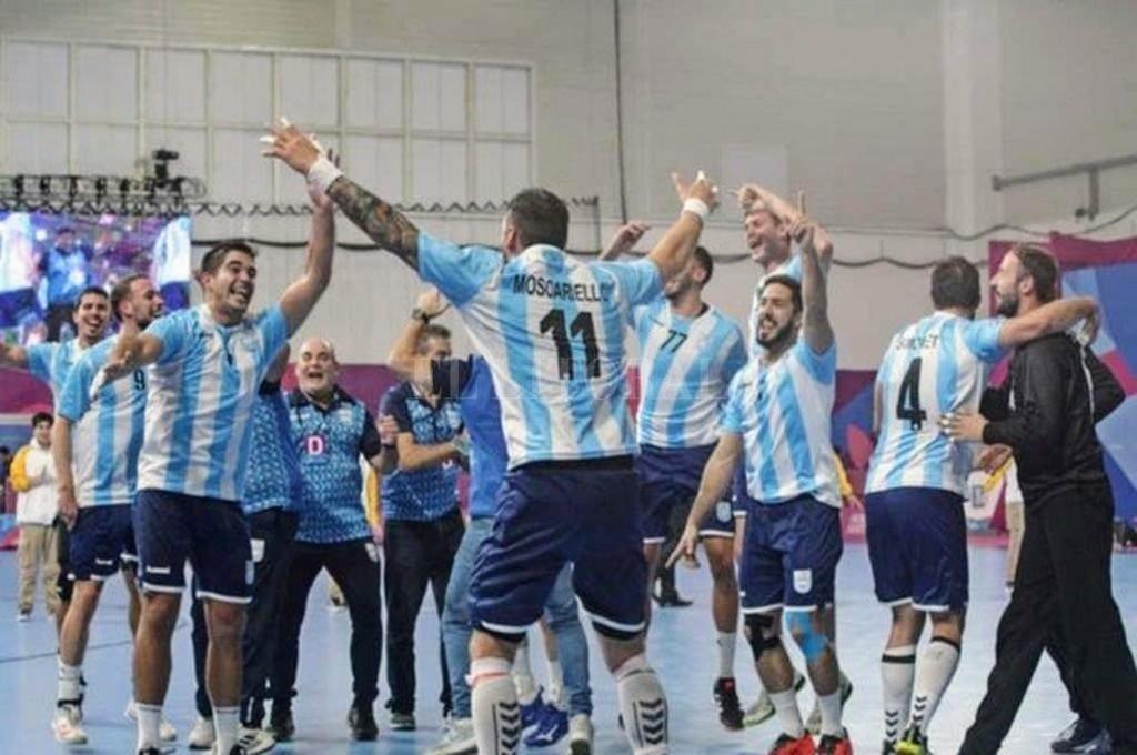 Argentina campeón del Cuatro Naciones