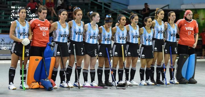 argentina damas 2017