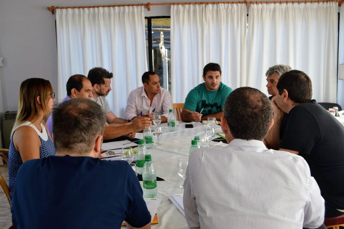 Reunión del EPADE en La Pampa