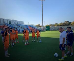 Foto: Facebook del FC Sektzia Ness Tziona
