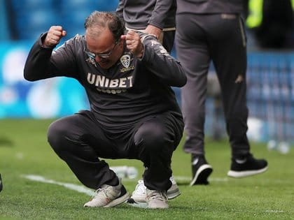 El Leeds de Bielsa campeón