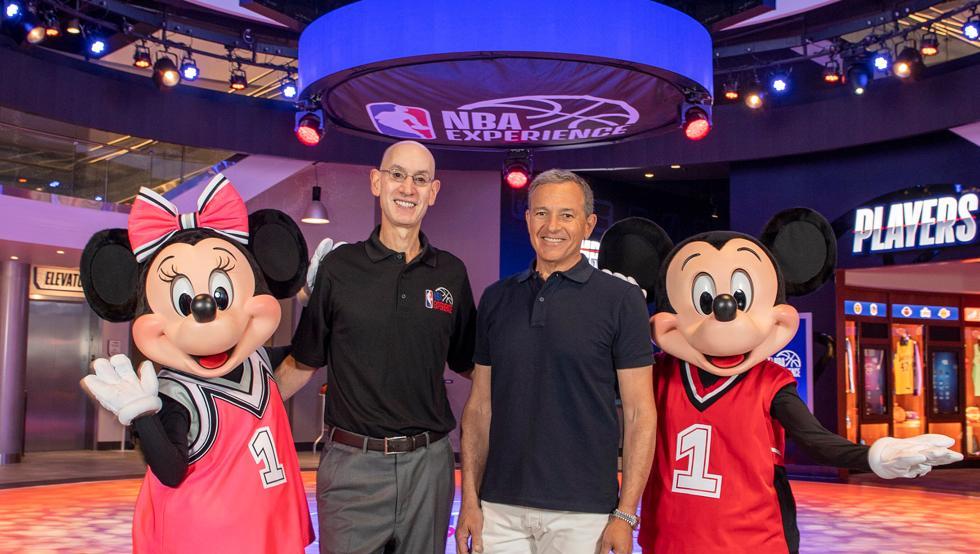 La NBA se pone en marcha en Disney