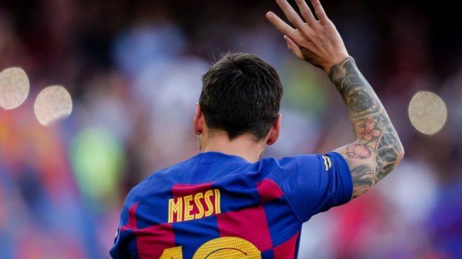 La noticia del año: Messi deja el Barcelona