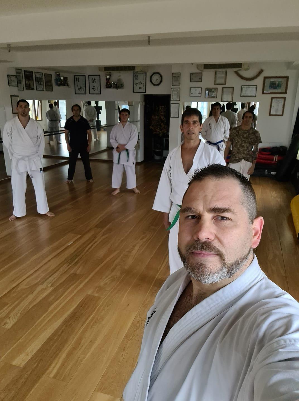 Novedades en la escuela Shorinryu Kodokan
