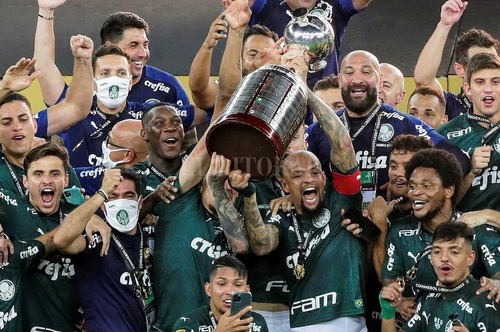 Palmeiras se quedó con la Libertadores 2020