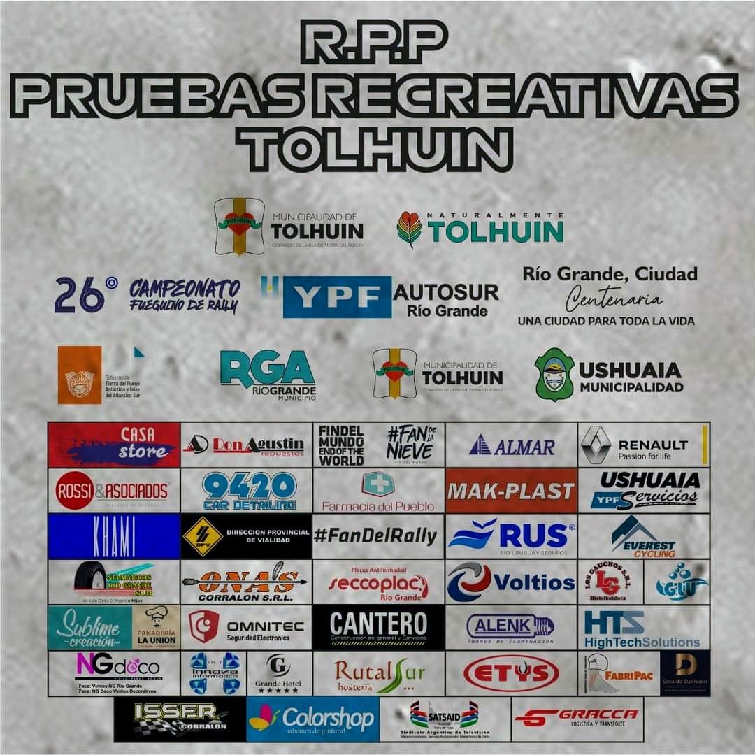 Asamblea y Pruebas Recreativas para APITUR (Audio)