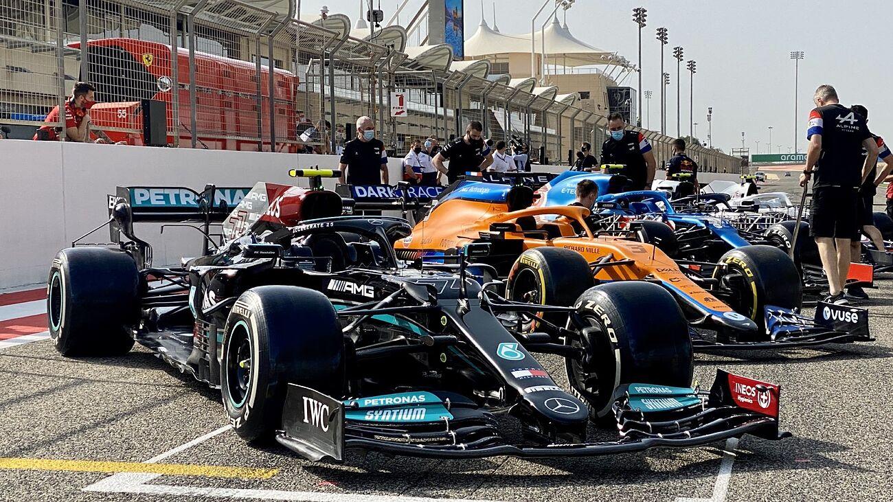 La F1 se pone en marcha