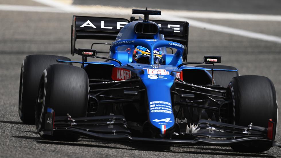 Mejora Mercedes, Alonso ha vuelto