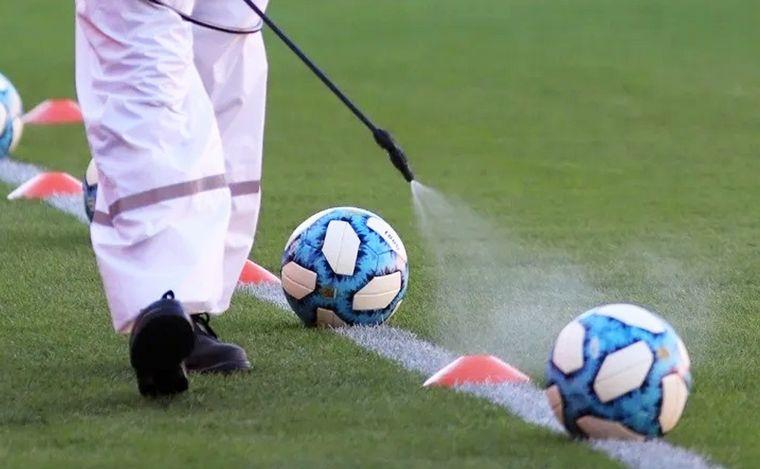 El Fútbol Argentino a Fase 1