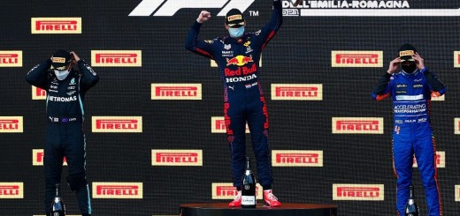 podio Imola