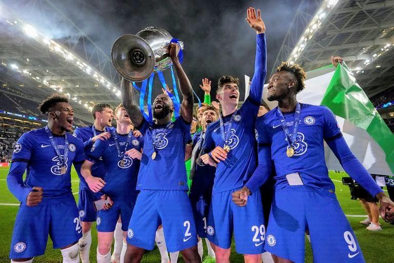 Chelsea, el mejor de Europa