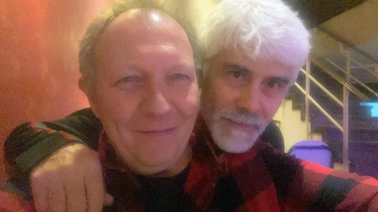 El «Tano» y Sandro están de regreso (Audio)