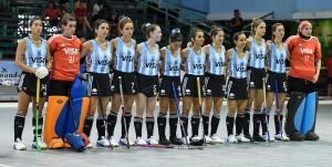 selección argentinaD panamericano 2017