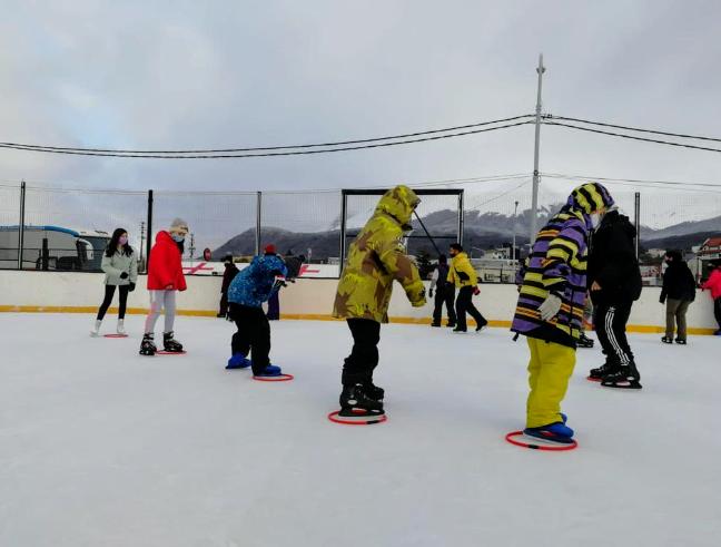 El IMD comenzó con las actividades de invierno