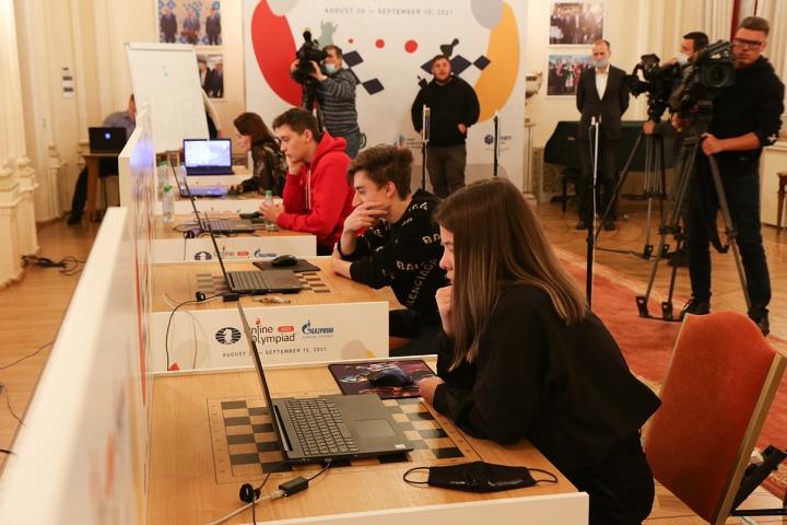 Final de las Olimpíadas Internacionales en línea con triunfo ruso